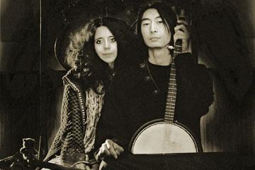 Masaki Batoh and Helena Espvall