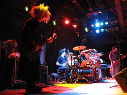 The Melvins Live