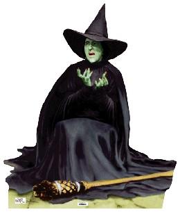 Palin vs. Witchcraft